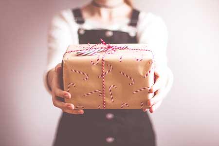 プレゼントを渡すならクリスマス前がベスト