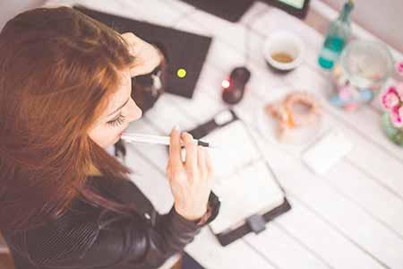 恋愛メンタルを強くするのは「ノートとペン」
